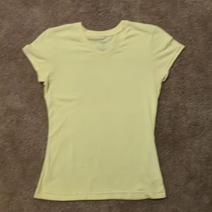 Other - A long yellow shirt